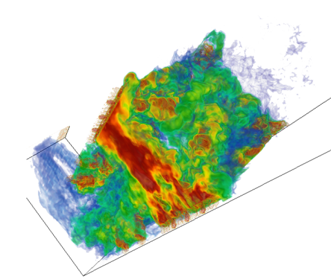 Uintah Simulations